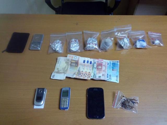 Σύλληψη Αλβανού εμπόρου ηρωίνης,στο Χαροκόπι Ιωαννίνων