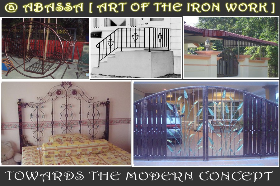 @ ABASSA [ ART OF THE IRON WORK