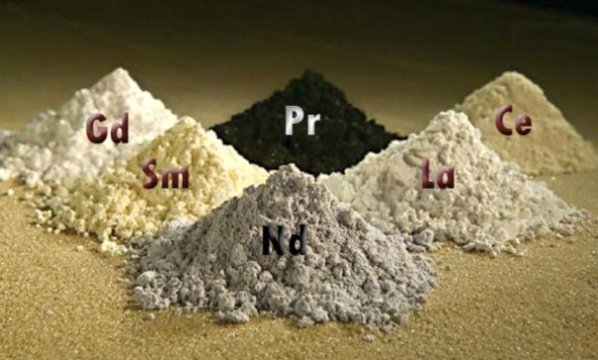 Rare Earth Metals Rare Earth