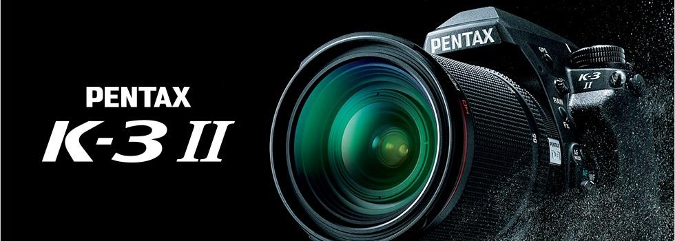 Pentax K-3 II фото