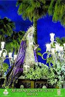 Semana Santa de Rota 2014