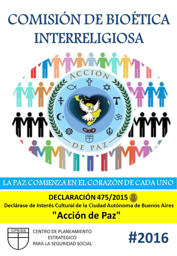 COMISION DE BIOETICA INTERRELIGIOSA