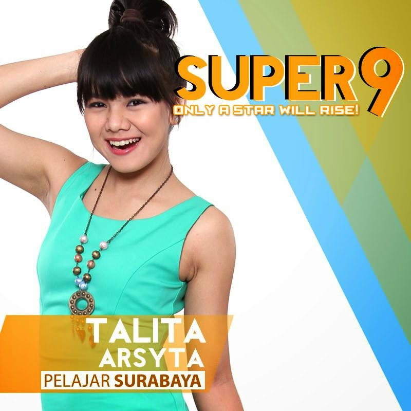 Talita Arsyta Unfaithful - Rihanna Rising Star Indonesia