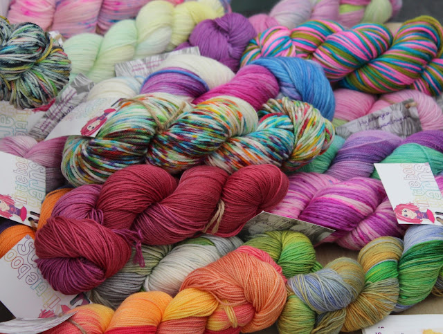 Little Boo Yarns - The Handmade Fair