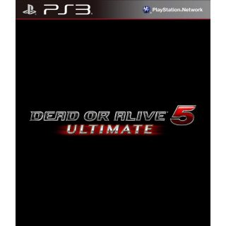 Download Dead Or Alive 5 Ultimate PS3 Torrent