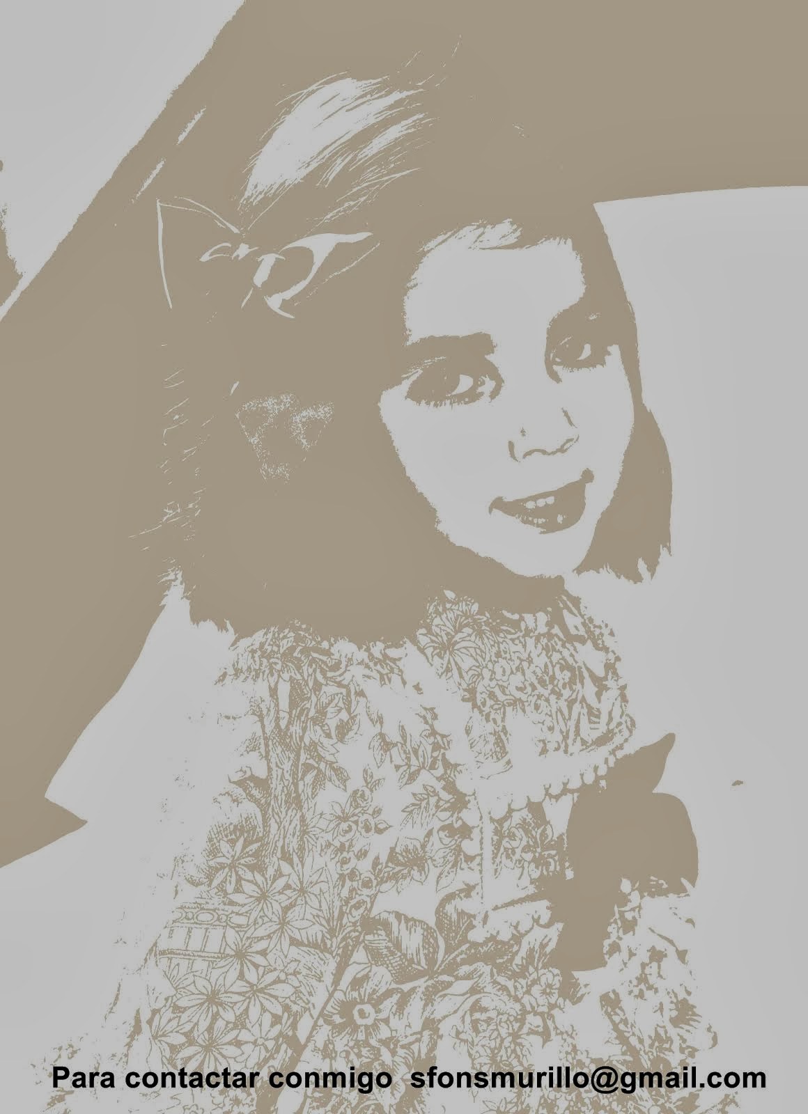 Mi pequeña Adriana