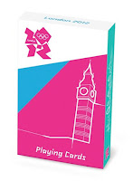 2012 London Summer Olympics playing cards