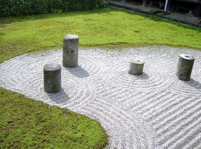 Arte y jardiner a jardines zen - Arena jardin zen ...