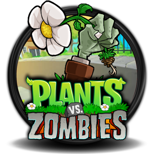 Zombies Vs Plantas Png | apexwallpapers.com