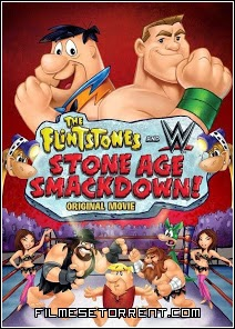 Os Flintstones e as Estrelas do WWE Torrent Dublado