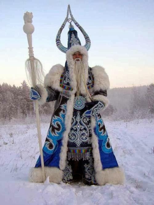 The Siberian Santa Claus   Ded Moroz