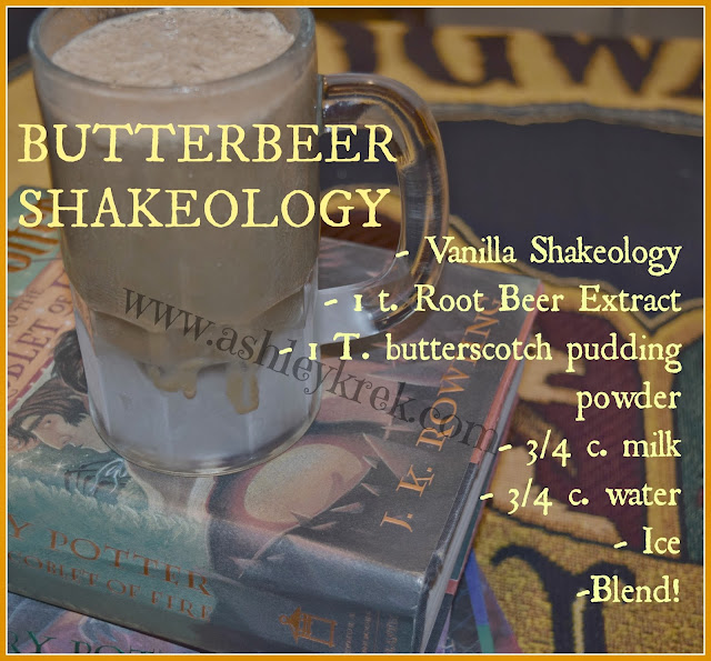 Butterbeer Shakeology