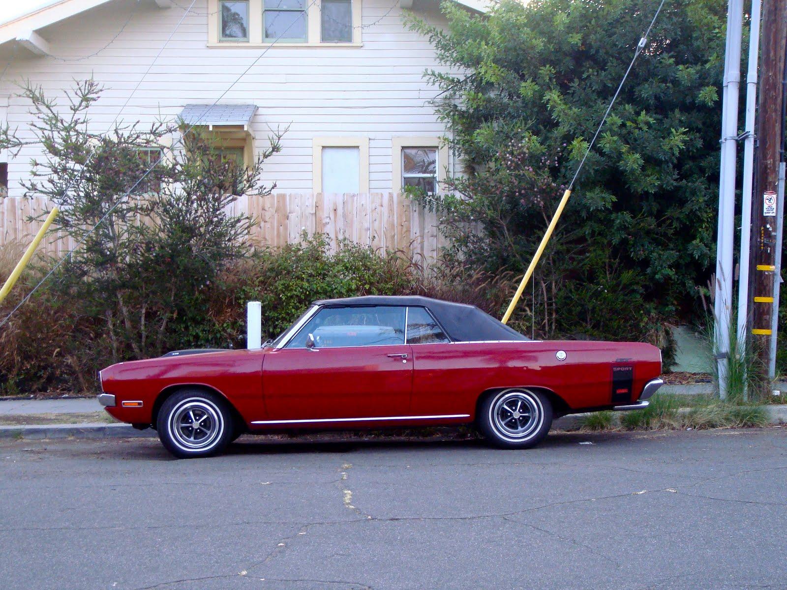 the street peep 1969 dodge dart gt sport convertible. Black Bedroom Furniture Sets. Home Design Ideas