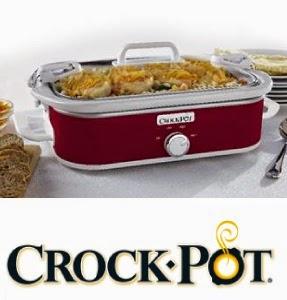 Win a Crock Pot Slow Cooker. Enter through 6/30/14