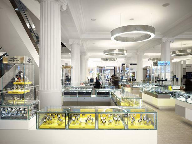 Imagine these retail interior design the wonder room for Retail interior designers in london