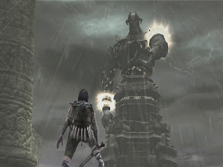 bos video games  The Final Colossus (Shadow of Colossus)