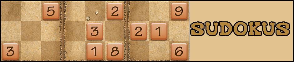 juegos de sudokus