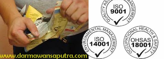 iso 9001, iso 14001, ohsas 18001