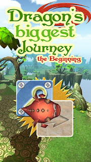 Screenshots of the Dragon's biggest journey: The beginning for Android tablet, phone.