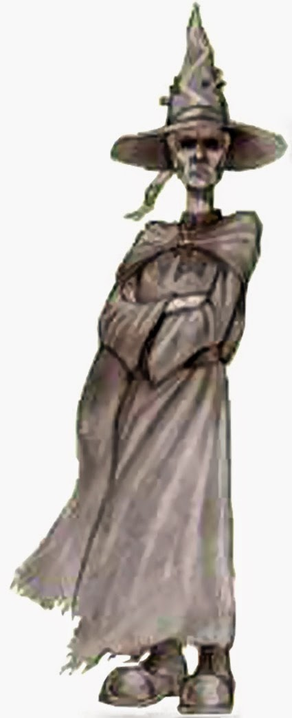 Granny Weatherwax