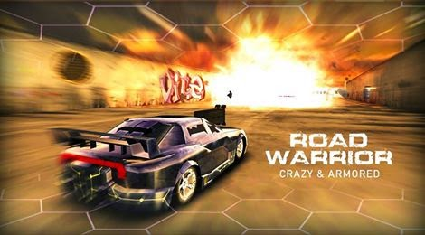 Road Warrior - Crazy & Armored Gameplay