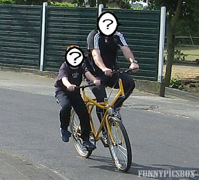 Double Seat Bicycle67