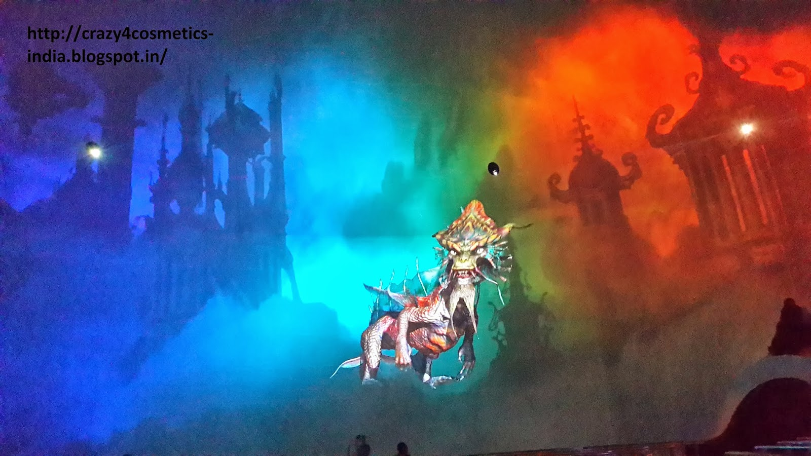 Dragons Treasure Show -City of Dreams Macau
