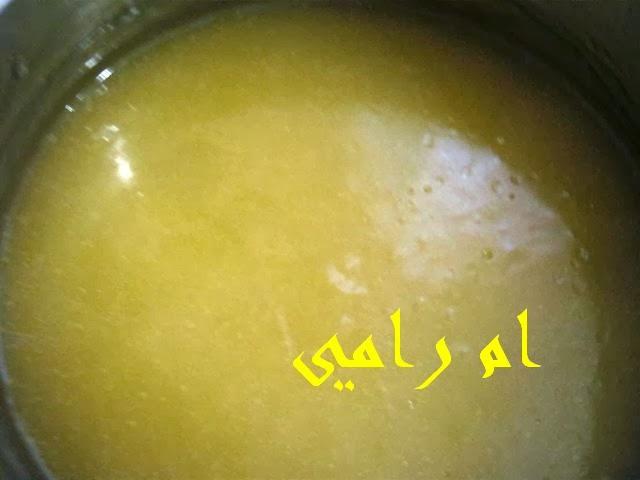 تحلية بعصير البرتقال والفانتا  IMG_5174