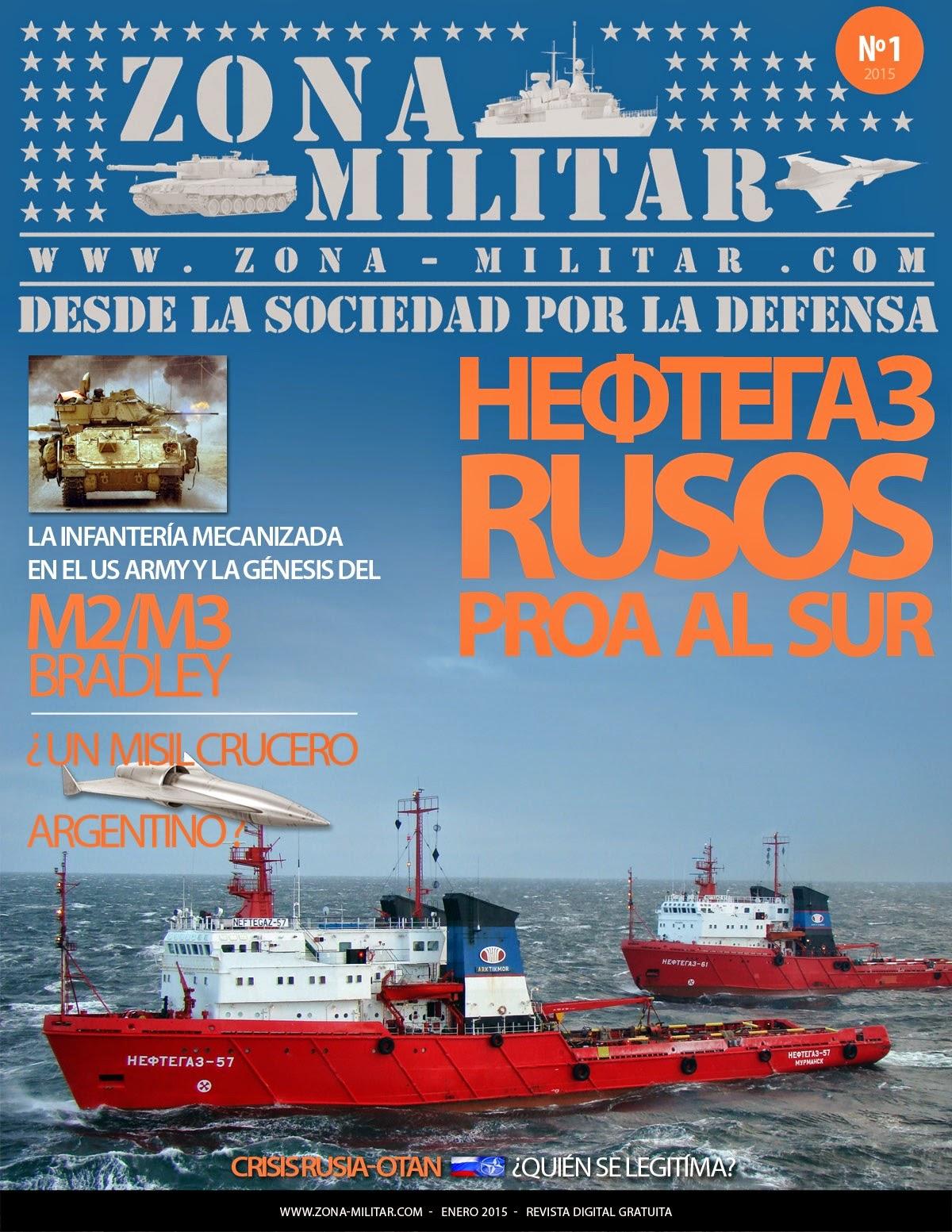 Revista Zona Militar