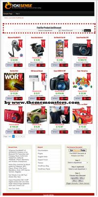 amazon store free wp theme