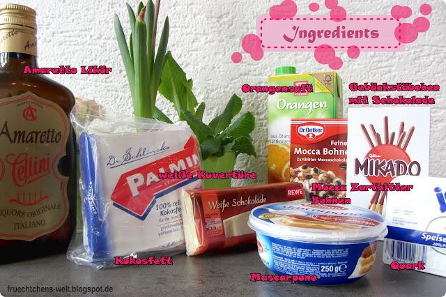 Rezept Tiramisu - Cake Pops