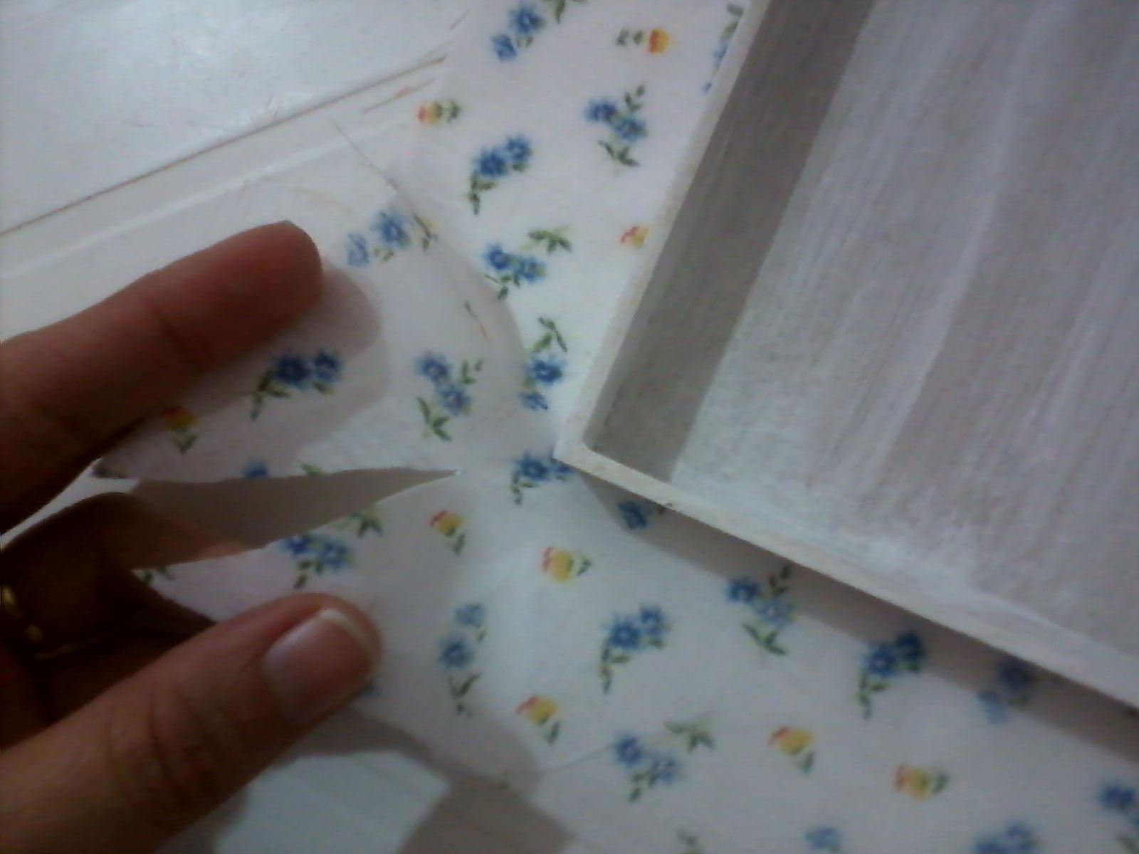Ateliê RobLili: Caixa mdf forrada com tecido #362620 1600x1200