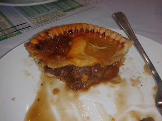 Morecambe FC Steak and Ale Pie