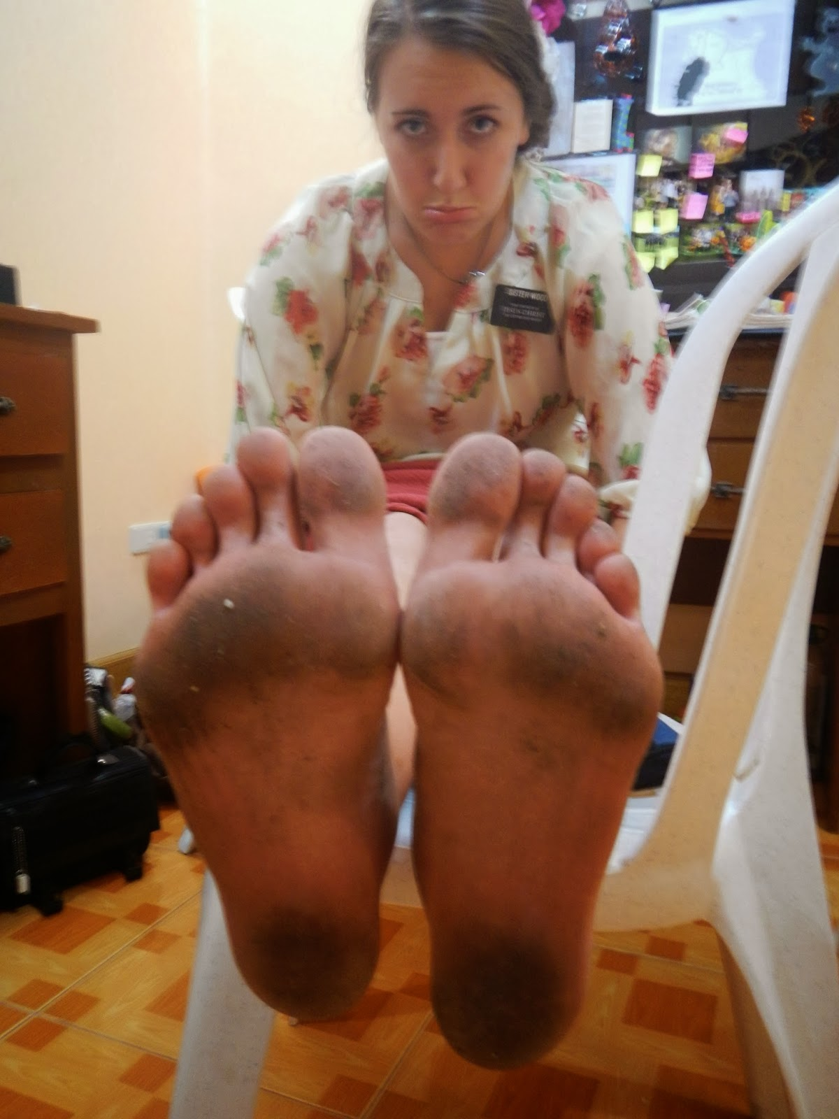 Older not sister missionary with not brother - 3 part 4