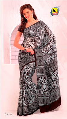 Party-Wear-Saree-Designs