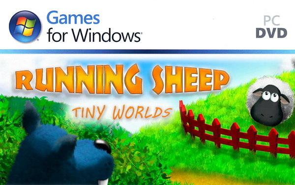 ���� ������3D������� ����� Running Sheep����13����