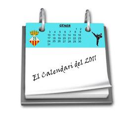 El Calendari del 2011