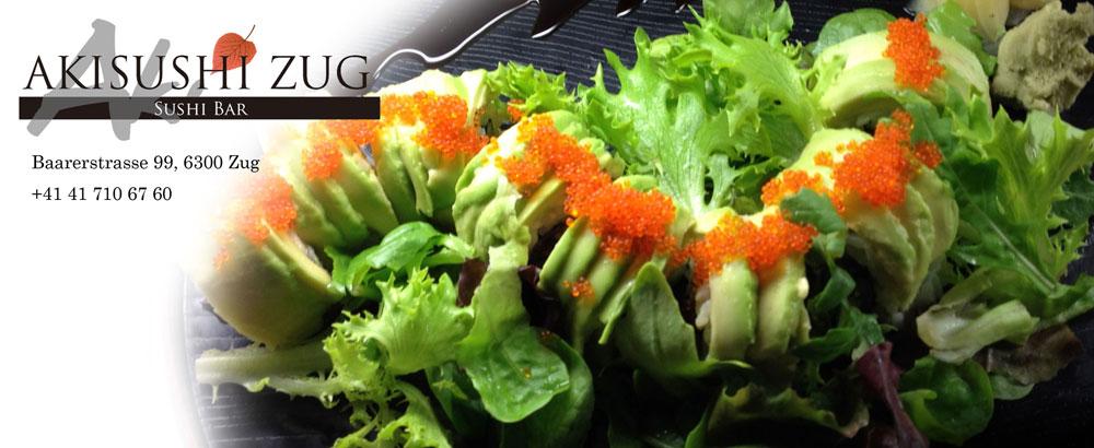 Aki Sushi Zug Blog