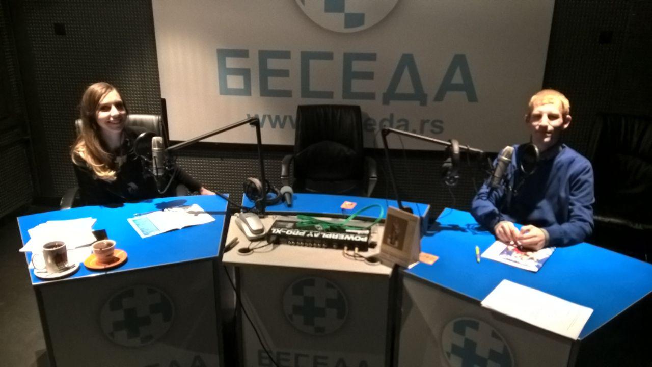 Емисија: На Радију Беседа о новом 358, броју Православног мисионара