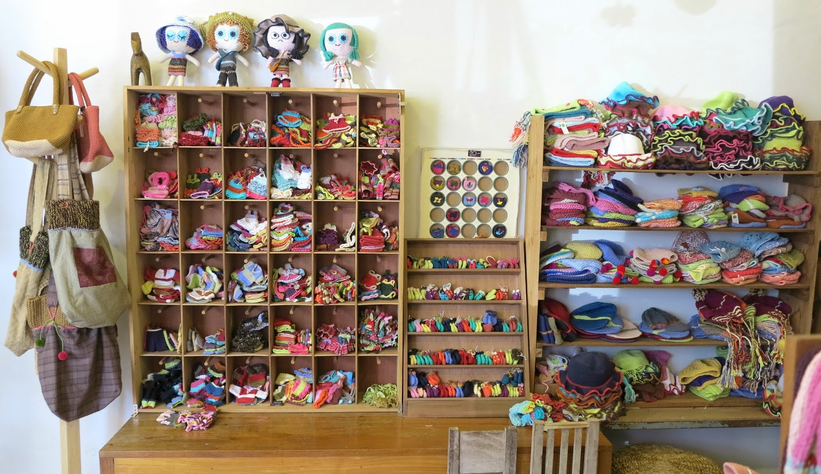 ByHaafner, crochet, Bantakor, Chiang Mai, fairtrade,