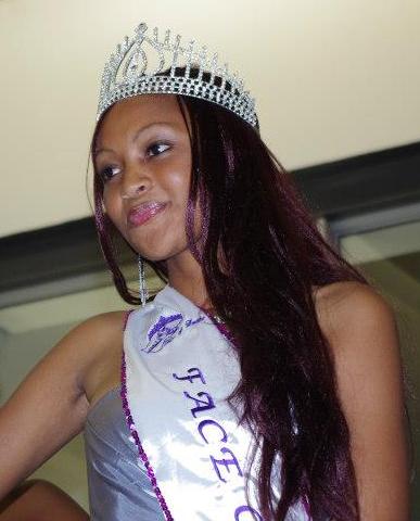Face of Lesotho 2012 winner Bongiwe Hesman