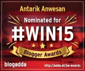 Nominated for WIN'15
