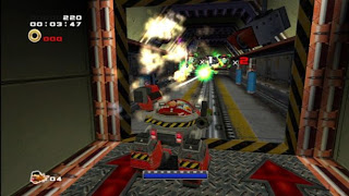 Screenshoot Game Sonic Adventure 2