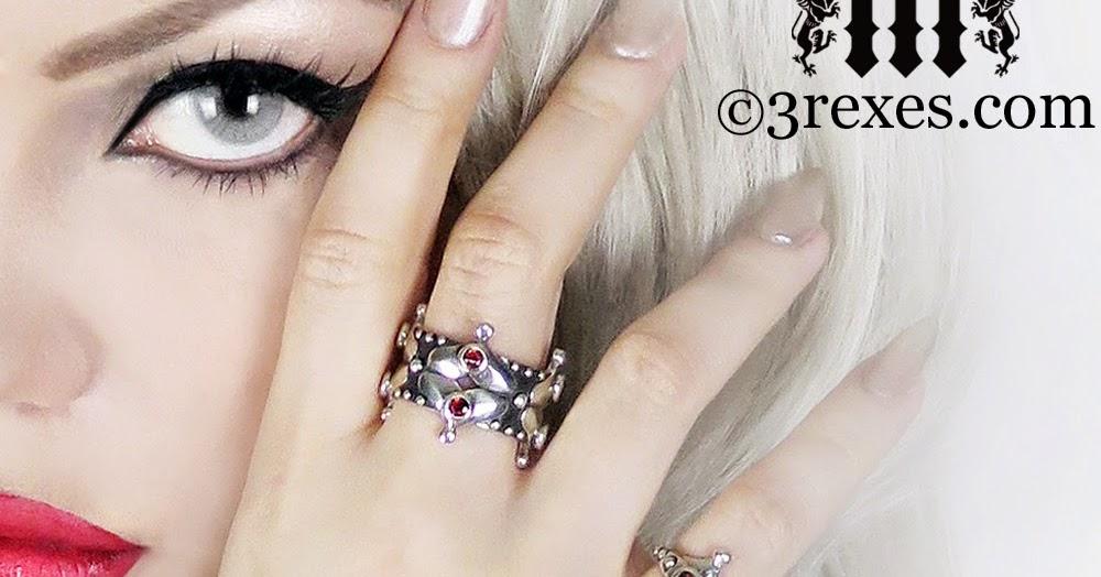 Crown Wedding Ring 34 Good