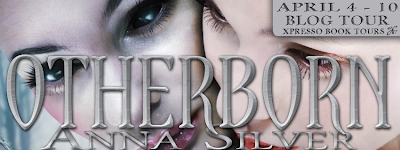 Blog Tour: Otherborn (Otherborn #1) by Anna Silver