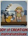 Joy of Creation - Här hoppas jag att du ska finna inspiration och livsglädje. Glöm inte bort att idag är första dagen på resten av ditt liv.