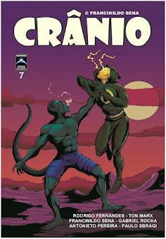 CRÂNIO N°7 (Universo Editora)