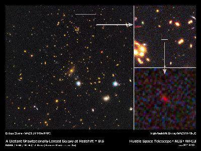 最老銀河132億光年遠