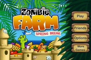 Zombie Farm game reached 11 Million iOS Downloads