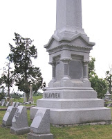 Slayden Monument